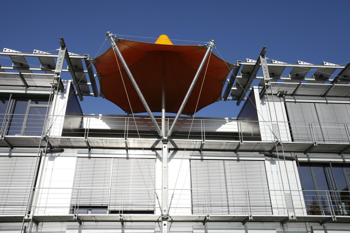 TITAN Verwaltungsgebäude | KLING Tragwerksplanung